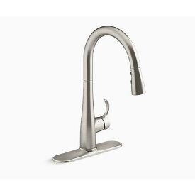 Kohler 【正規輸入品】 Simplice シンプライス キッチン用水栓 22036-VS