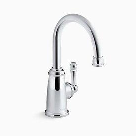 Kohler 【正規輸入品】 Wellspring ウェルスプリング キッチン用単水栓 6666-AG-CP