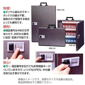 田邊金属 TANNER キーボックス FBD-30 443×284×55