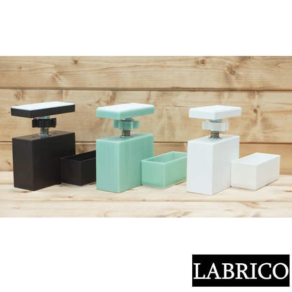 LABRICO ラブリコ 2×4 アジャスター DX-1 突っ張り棚を簡単設置