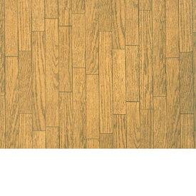 明和グラビア 新スタイルフローリン 消臭機能 置敷き用 ブラウン 91cm幅×20m巻 NBC-1070 141186