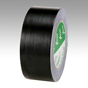 ニチバン 布テープ102N 黒 50X25 102N-50 1巻