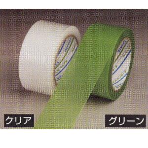 ダイヤテックス パイオラン 養生テープ Y-09-GR 緑 巾100mm×長25m 18巻