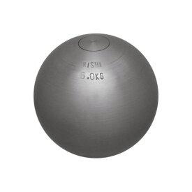 ニシスポーツ 砲丸 練習用 5.0kg G1154 (φ)108〜113mm