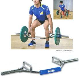 ニシスポーツ ヘックスバー HEX bar NT2864B