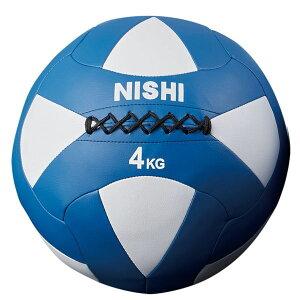 ニシスポーツ メガソフトメディシンボール NT5814B Φ35cm 4kg
