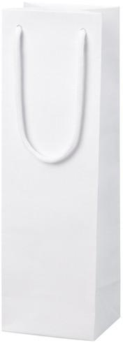 包装袋 ボトル袋 383915 ボトル用 1本用 AMI ストライプ・ホワイト 110×100×365 50枚