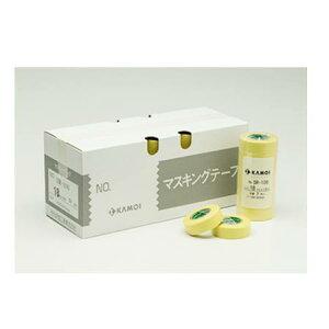 カモイ マスキングテープ SR-100 15mm巾×18m長 80巻