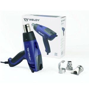 WELDY ヒートガン ダイヤル温度調整 HG330-S 632-09