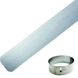 スチールルーラー 平型ルーラー 長さ2100mm×巾100mm 厚0.5mm
