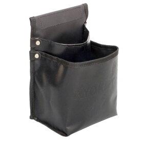 極東産機 スポンジ袋 ブラック 160×230×130mm 12-8222
