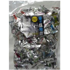 熱中症対策飴 俺の塩飴 ビニール袋入 1kg入 10味ミックス クエン酸入り 塩分補給