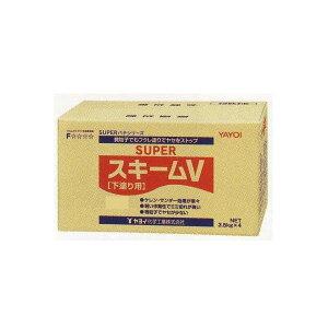 ヤヨイ化学 下塗り用パテ スーパースキームV 60分 14kg 267-821