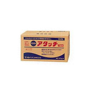 ヤヨイ化学 下塗り用パテ REBORN アタッチ 灰色 60分 (3.7kg×4袋) 269-624