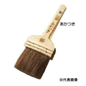 好川産業 ペイント刷毛 赤毛 平刷毛 あかつき 110mm 40号 010024