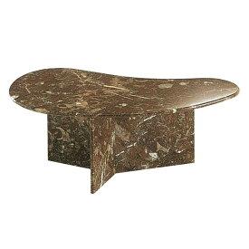 大理石テーブル イタリア製 RE 90 RS ロッソ スパーニャ 大理石 ローテーブル 高級 天然石 おしゃれ モダン 応接テーブル 机 リビング テーブル リビングテーブル センターテーブル 父の日 ギフト 送料無料