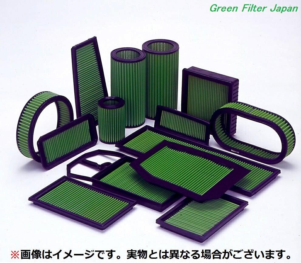FIAT フィアット X1/9 1.5L GREEN FILTER グリーンフィルター エアフィルター 純正交換タイプ