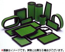 GREEN FILTER グリーンフィルター エアフィルター純正交換タイプ 適合車種/OPEL OMEGA オペル オメガ B 2.2L i 16V