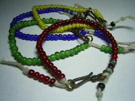 VIVIFY(ヴィヴィファイ)Small White Hearts Beads Bracelet【オーダーメイド 受注生産】【キャンセル不可】【ブレスレット】【VFB-072】