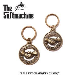 SOFTMACHINE(ソフトマシーン)S.M.S KEY CHAIN(KEY CHAIN)【キーチェーン キーホルダー】【先行予約】【キャンセル不可】
