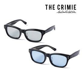 CRIMIE(クライミー)ROB BIKER SHADE【サングラス グラサン 眼鏡 アメカジ オシャレ 定番 人気】【ケース付き】【アイウェア メガネ カラーレンズ 】【ブルーレンズ ブラックレンズ】