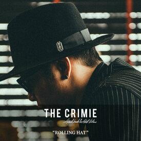 CRIMIE(クライミー) ROLLING HATメンズ ハット 帽子 ウール [S M L LL XL][ブラック グレー ブラウン 黒 茶]【C1H5-CXHT-RH01】形状記憶 コンパクト 秋冬 おしゃれ おすすめ 送料無料