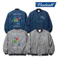 RADIALL(ラディアル)POLYHIGH-SOUVENIRJACKET【スーベニアジャケット】【2020SPRING&SUMMERCOLLECTION】【RAD-20SS-JK003】