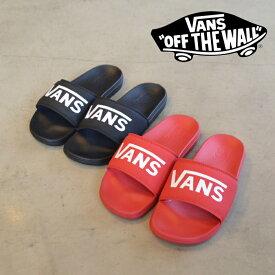 VANS(バンズ)(ヴァンズ)LA COSTA SLIDE-ON【サンダル シャワーサンダル】【VANS バンズ スニーカー】【定番 おしゃれ シンプル】【VN0A5HF53HD】【VN0A5HF5IX6】