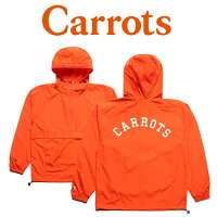 CARROTS(キャロッツ)CARROTSUNIVERSITYANORAKJACKET【2018FALLCOLLECTION】【アウター】【CHAMP-CUAJK】