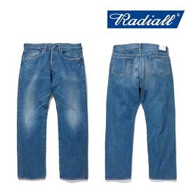RADIALL(ラディアル)KUSTOM 350B-STRAIGHT FIT PANTS【2019 SPRING&SUMMER COLLECTION】【RAD-19SS-PT008-02】【デニム】