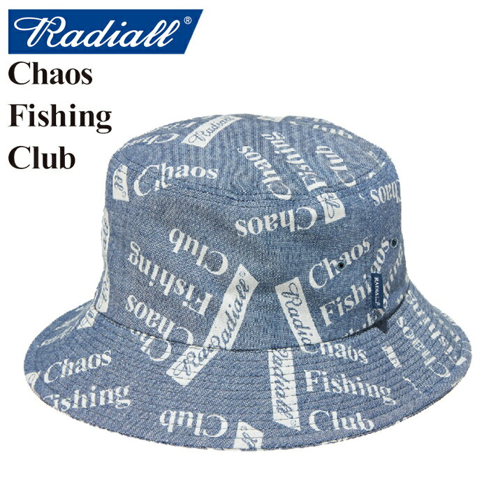 RADIALL(ラディアル)BLUE HOURS-BUCKET HAT【2019 SPRING&SUMMER SPOT COLLECT...
