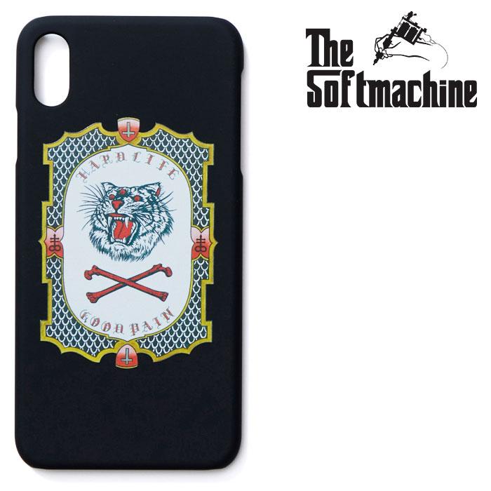SOFTMACHINE(ソフトマシーン)GOOD PAIN TIGER iPhone CASE(iPhone 7&8 Plus,X,...