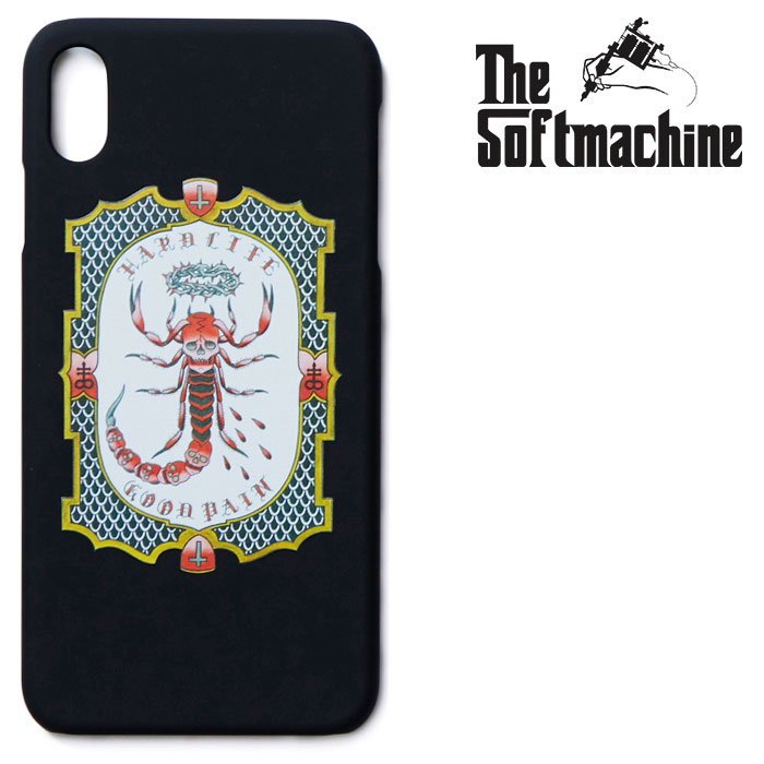 SOFTMACHINE(ソフトマシーン)GOOD PAIN SCORPION iPhone CASE(iPhone 7&8 Plus...