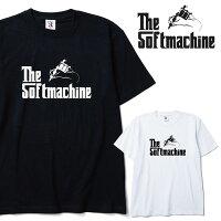 SOFTMACHINE(ソフトマシーン)GOD-T【Tシャツ】【ブラックホワイトタトゥー】【2020SPRING&SUMMER先行予約】【キャンセル不可】