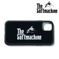 SOFTMACHINE(ソフトマシーン)GODiPhoneCASE【iPhoneケース】【ブラックタトゥー】【送料無料】【2020SPRING&SUMMER先行予約】【キャンセル不可】