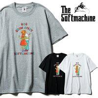 SOFTMACHINE(ソフトマシーン)GROWAPART-T【Tシャツ半袖】【ブラックホワイトグレータトゥー】【2021SPRING&SUMMER先行予約】【キャンセル不可】