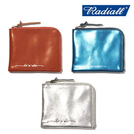 【SALE30%OFF】 RADIALL (ラディアル) CANDY - ZIP SQUARE WALLET 【ウォレット 財布】【2021 SPRING&SUMMER COLLECTION】【RAD-21SS-ACC001】【インタープレイ INTERPLAY】