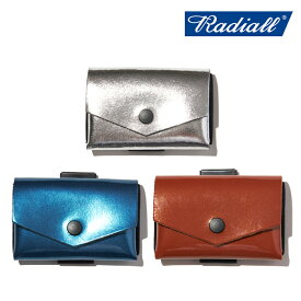 【SALE30%OFF】 RADIALL (ラディアル) CANDY - TINY WALLET 【ウォレット 財布 ミニ】【2021 SPRING&SUMMER COLLECTION】【RAD-21SS-ACC002】【インタープレイ INTERPLAY】