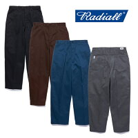 RADIALL(ラディアル)CONQUISTA-WIDETAPEREDFITPANTS【ワークパンツ】【2021SPRING&SUMMERCOLLECTION】【RAD-CNQ-PT001】