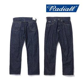 RADIALL(ラディアル)KUSTOM 350B STRAIGHT FIT PANTS【2018 SPRING&SUMMER新作】【送料無料】【即発送可能】【RAD-DNM-PT008】
