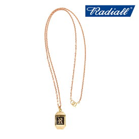 RADIALL(ラディアル)SYMBOLIZE - NECKLACE(BRASS)【ネックレス ブラス】【2020 AUTUMN&WINTER COLLECTION】【RAD-JWL023-02】