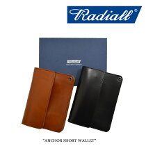 RADIALL(ラディアル)ANCHOR-SHORTTRUCKERWALLET【2018AUTUMN&WINTERCOLLECTION】【RAD-LTR001】