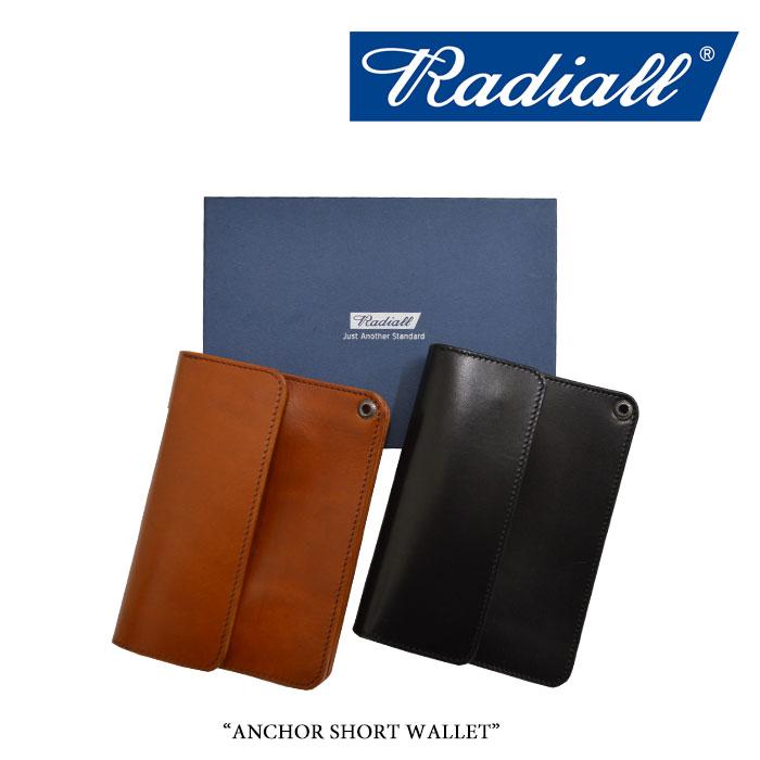 RADIALL(ラディアル)ANCHOR-SHORT TRUCKER WALLET【2018 AUTUMN & WINTER COLL...