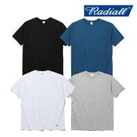 RADIALL(ラディアル)BASIC-CREWNECKT-SHIRTS/S【Tシャツ半袖ベーシック】【2021SPRING&SUMMERCOLLECTION】【RAD-PAC041】