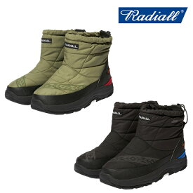 【SALE30%OFF】RADIALL(ラディアル)LAPAZ - BOWER PADDED BOOTS【パデットブーツ】【SUICOKE スイコック】【THINSULATE】【セール】【返品・交換不可】【2020 AUTUMN&WINTER COLLECTION】【RAD-20AW-JW001】
