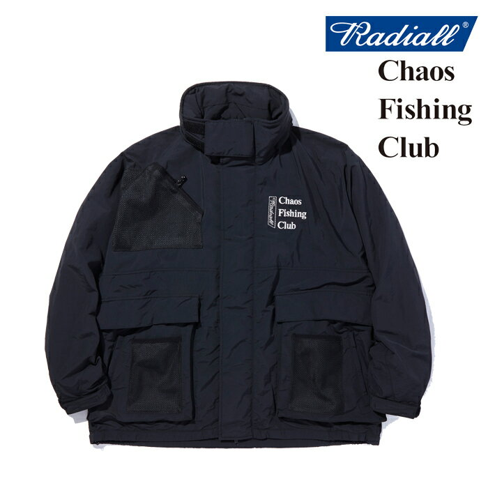 RADIALL(ラディアル)4D7S-COACH JACKET【2018 AUTUMN & WINTER SPOT COLLECTIO...