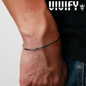 VIVIFY(ヴィヴィファイ)(ビビファイ)SideArabesque Bangle w/gold【VIVIFY バングル】【VFB-158】【メンズ レディース 女性用】【オーダーメイド ハンドメイド 受注生産】【キャンセル不可】