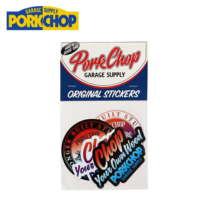 PORKCHOP GARAGE SUPPLY(ポークチョップ ガレージサプライ)GRADATION STICKER SET...