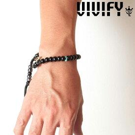 VIVIFY(ヴィヴィファイ)(ビビファイ)GoodLuck WhiteHerts Bracelet【VIVIFY ブレスレット】【VFB-050】【オーダーメイド 受注生産】【キャンセル不可】