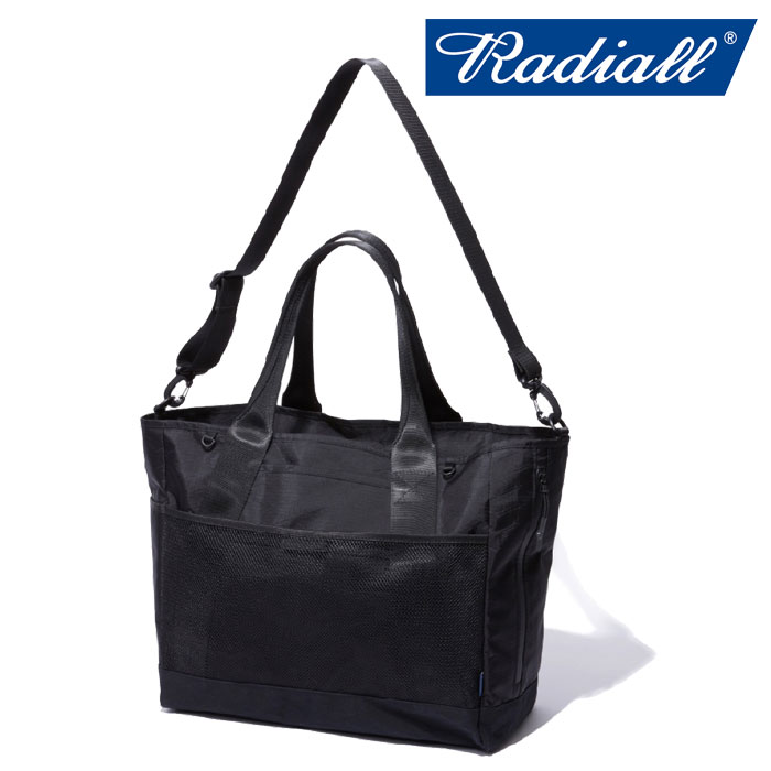 【再入荷!!】RADIALL(ラディアル)SMOKEY CAMPER 2WAY BAG【2018 SPRING&SUMMER...